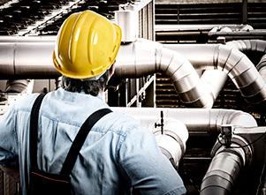 Empresa de soporte para infraestructuras de gas