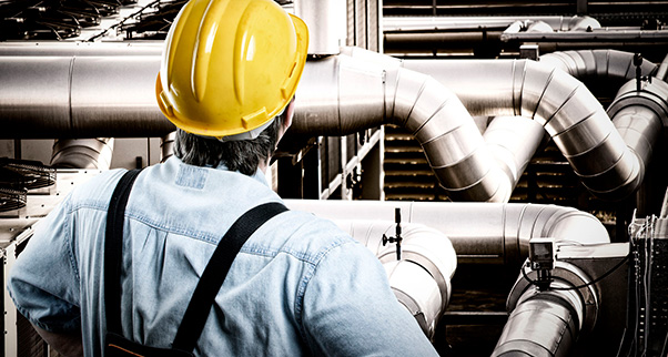 Servicios para infraestructuras de gas